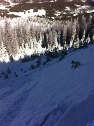 Love wolfcreek ! Hopefully be back soon to shred more powda !!!
