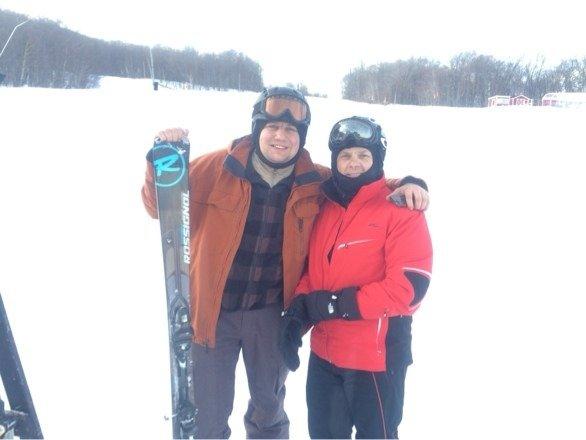 Nice ski day at jay peak!!!!