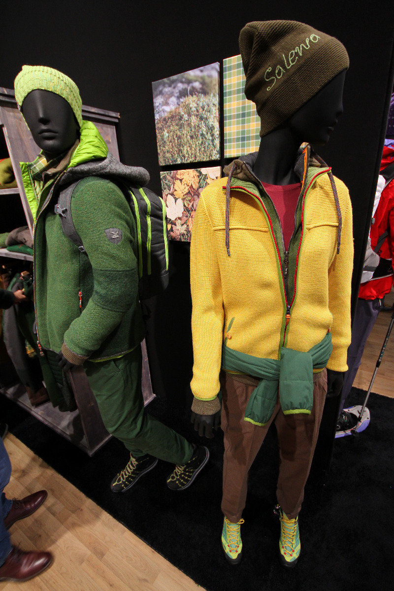 Alpine Life Collection at ISPO 2014 - © Skiinfo