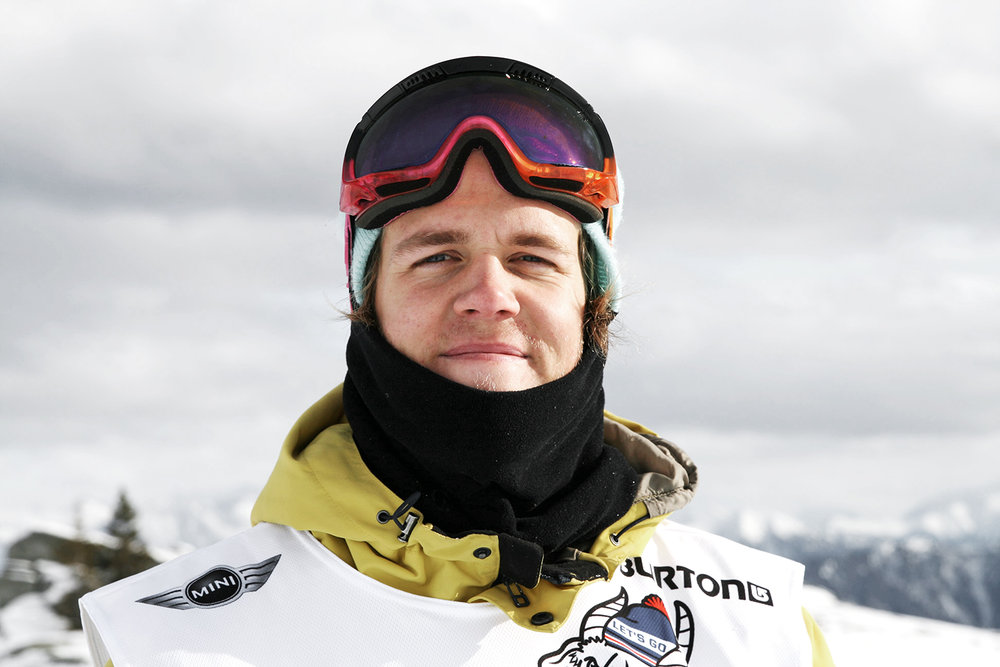 Kleivdal Morten (NOR) 65.40 Punkte, Burton European Open 2014, Laax - © Stefan Drexl