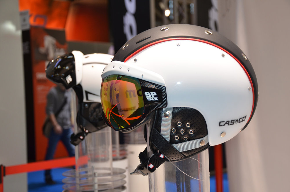 Casco SP6 helmet - © Skiinfo