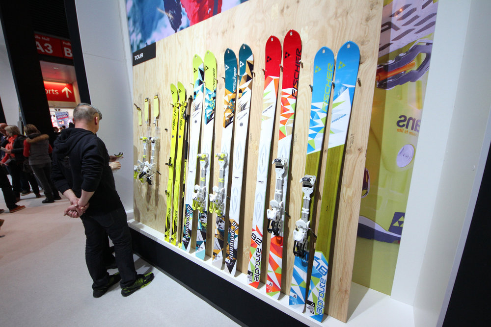 Fischer touring skis 2014/15 - © Skiinfo