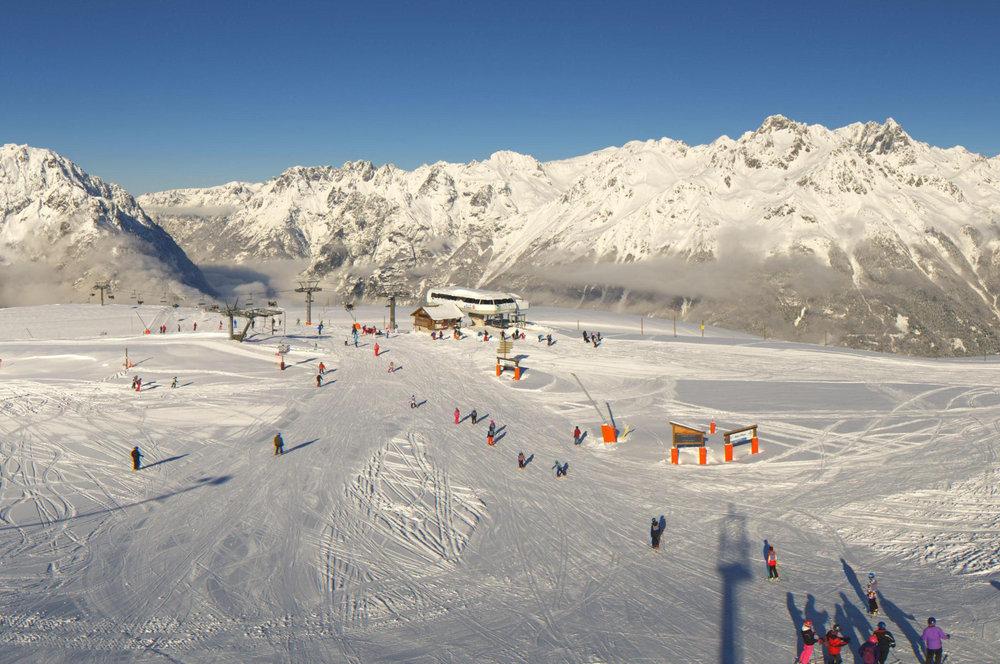 L'Alpe d'Huez Feb.17, 2014 - © Katallys / Livecam 360