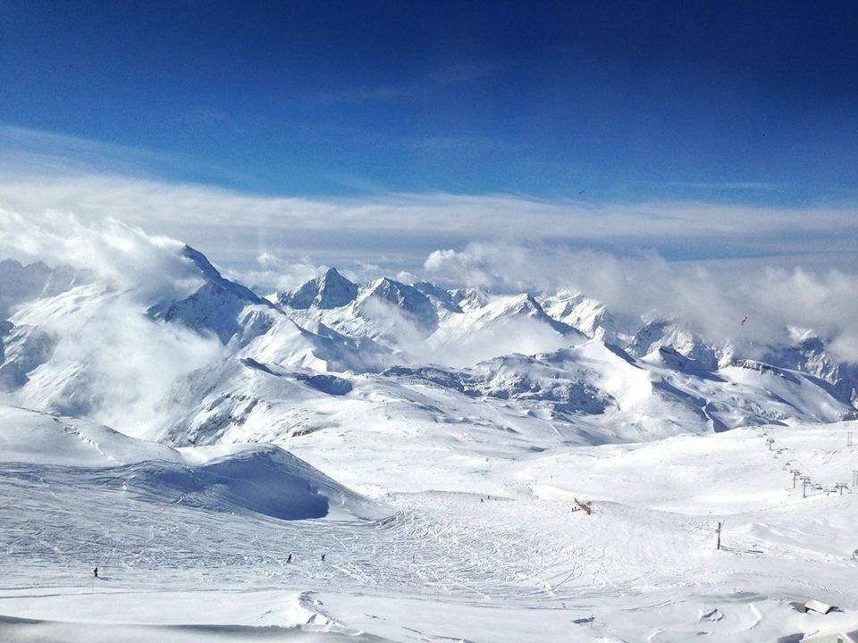 Les 2 Alpes Feb. 9, 2014