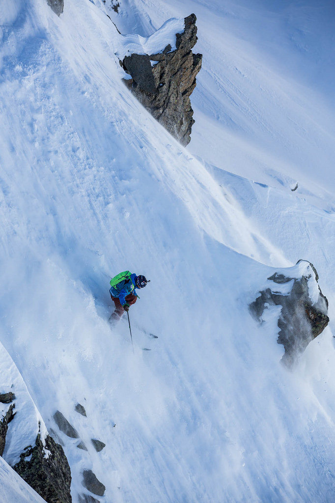 Swatch Freeride World Tour 2014 in Chamonix - © www.freerideworldtour.com
