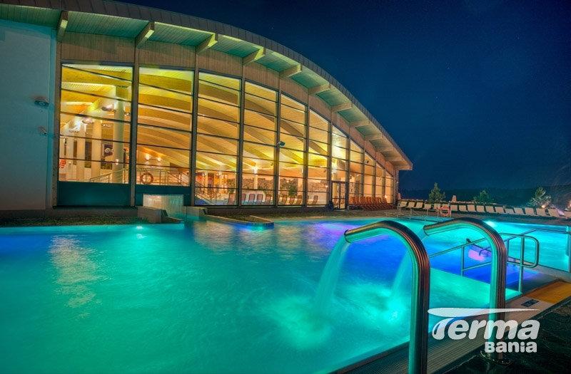 Aquapark Terma Bania v Bialke Tatrzanskej