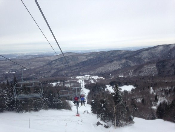I have a season pass to smugglers notch but tried Bolton for the first time today. I found the grooming to be much better and there were no lift lines. I really enjoyed Bolton and it wasn't super expensive!