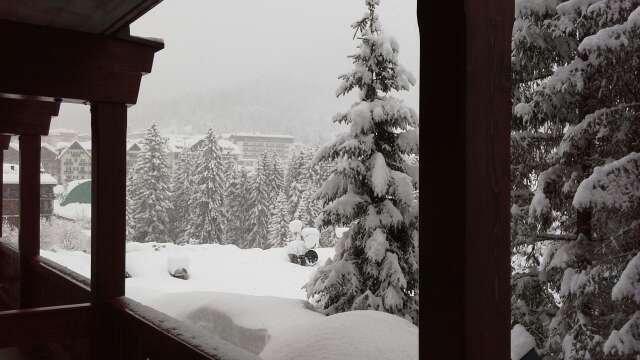 nevicata di almeno 60 cm nella notte