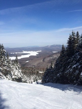 Went up on weekend of 3/1-3/2. Conditions on the mountain overall were great!! A lot of snow on the mountain. Many trails were groomed. Some ice as the day went on. Big crowd on Saturday, but by Sunday afternoon the crowd cleared. Overall a fun weekend at Mt Snow!!