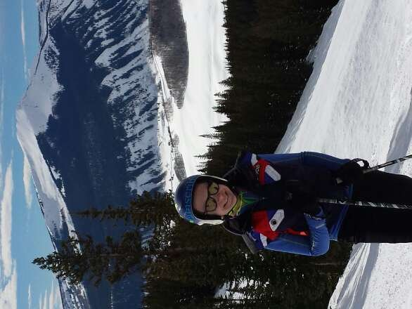 best spring skiing ever, great day with my daughter and more snow overnight! Incredible
