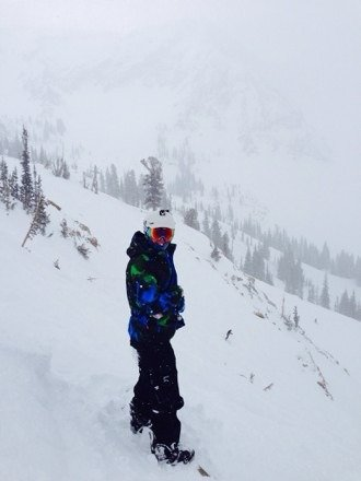 Snowbird was amazing on Tuesday the 11th, powder all day...Gnarnia!