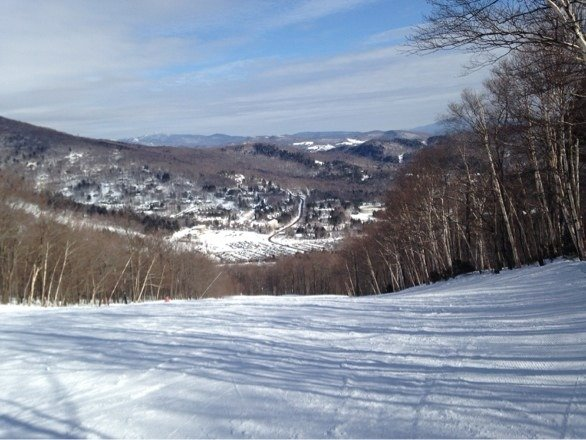 Great day, great conditions-