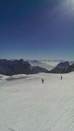 Schöner Skitage bei traumhaften Wetter!!!