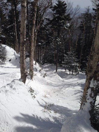 Devils den - amazing. All tree trails running great. Best conditions of year out there now