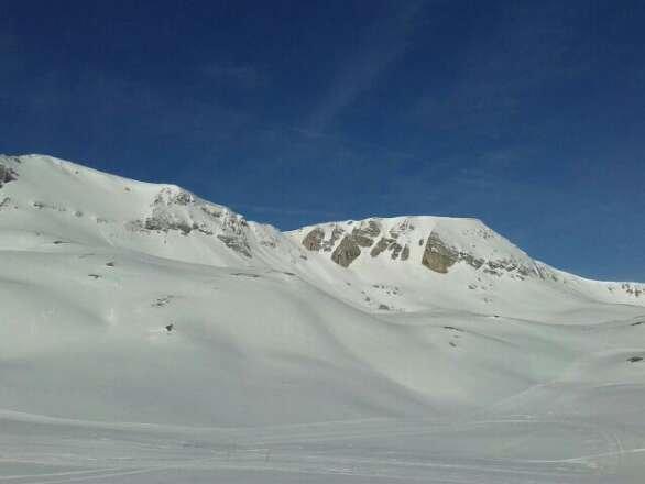 Ovindoli - Condizioni piste, weekend 29-30 Marzo 2014
