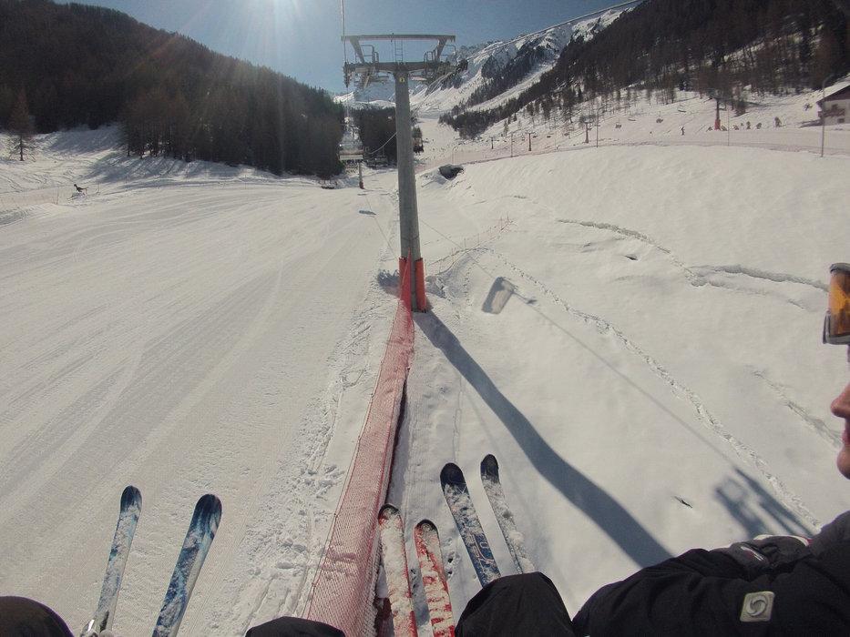 Skiing Klausberg - © Yannick Voss/Skiinfo