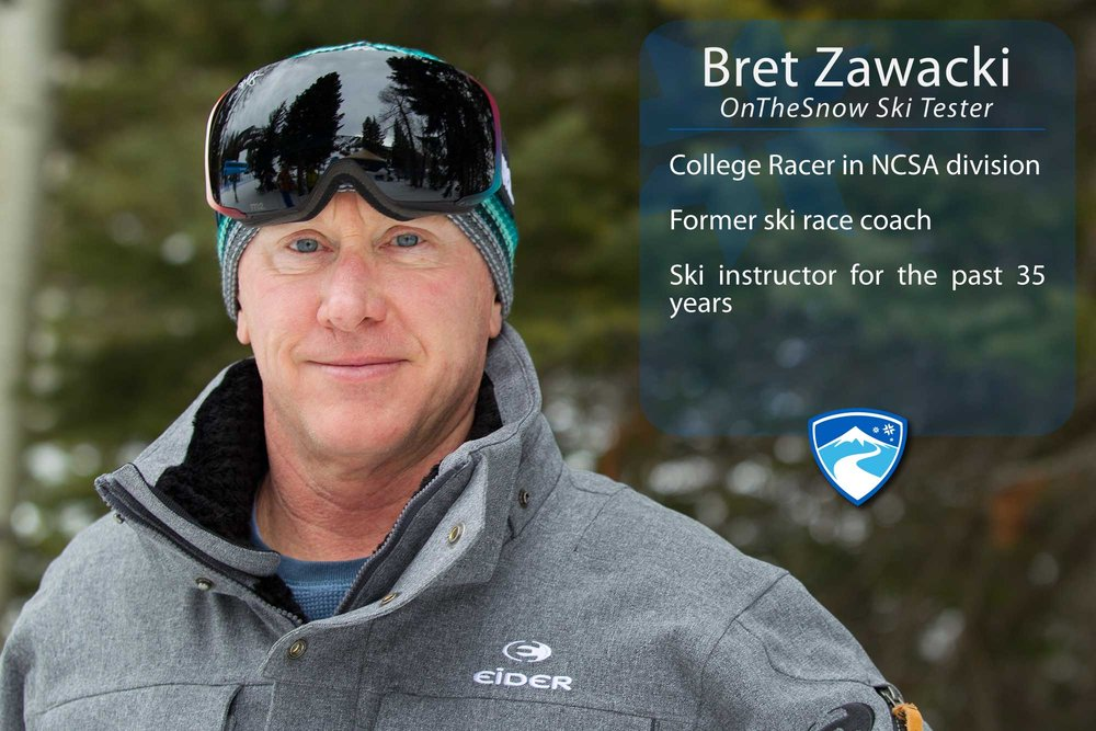 "Bret Zawacki, 53. What's the worst thing that's ever happened to you while skiing? ""My jacket, tied around my waste, got caught in the chair with no lift operators. As I rounded the bowl wheel, I was dangling. At 20 feet off the ground, the sleeves ripped off, and I bounced as I hit the ground. I was unhurt, and everyone laughed."" - © Cody Downard Photography"