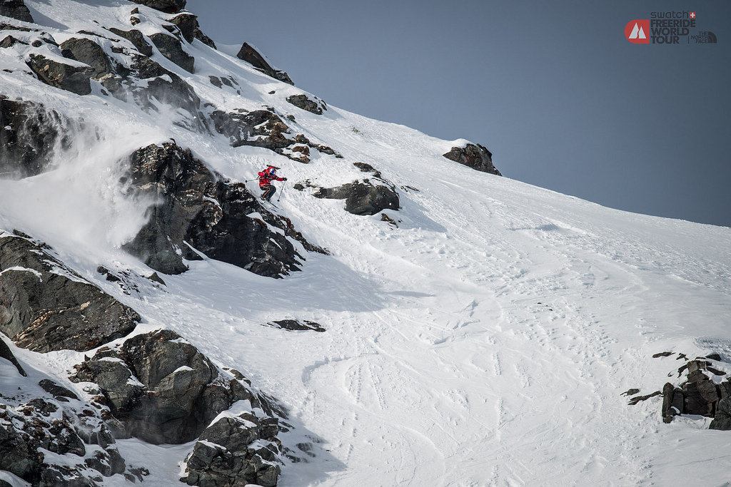 Freeride World Tour 2014: Final Event in Verbier - © Freeride World Tour