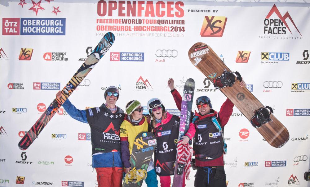 Open Faces Obergurgl 2014 - © OpenFaces/ObergurglHochgurgl/Maria Knoll