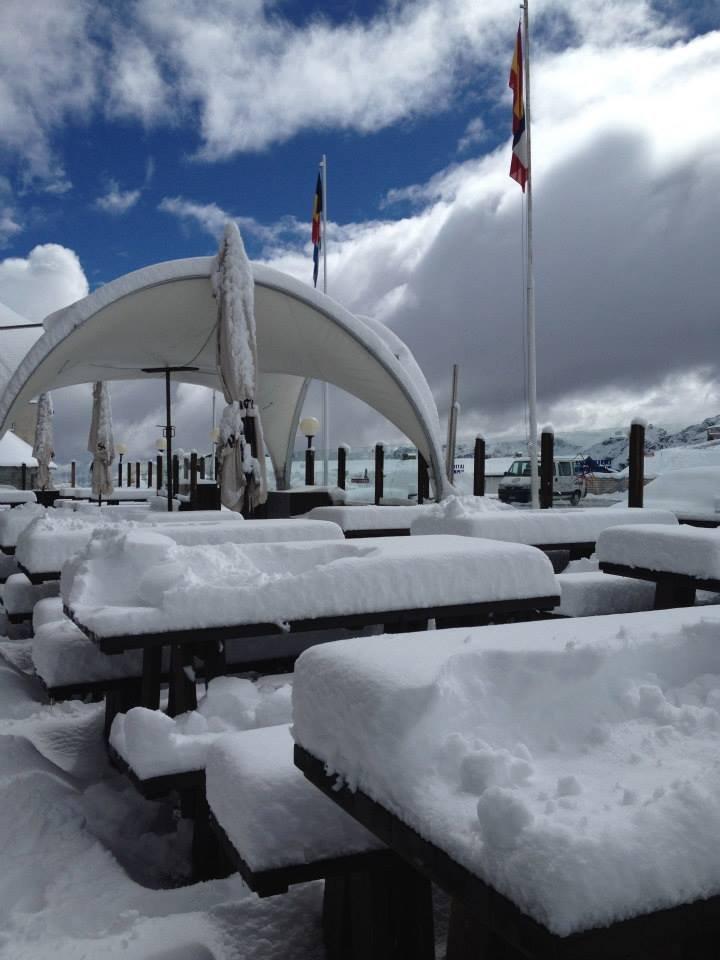 Neve d'estate sulle Alpi - Passo Stelvio 30 Giugno 2014 - © Pirovano