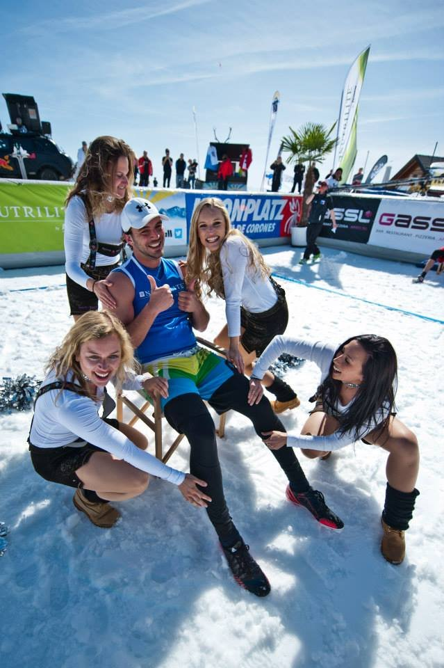 Snow Volleyball World Tour 2014 - Kronplatz - © Snow Volleyball World Tour FB
