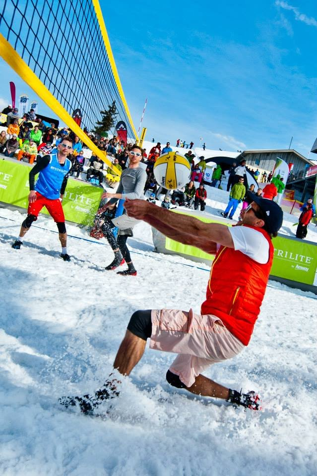 Snow Volleyball World Tour 2014 - Wagrain - © Snow Volleyball World Tour FB