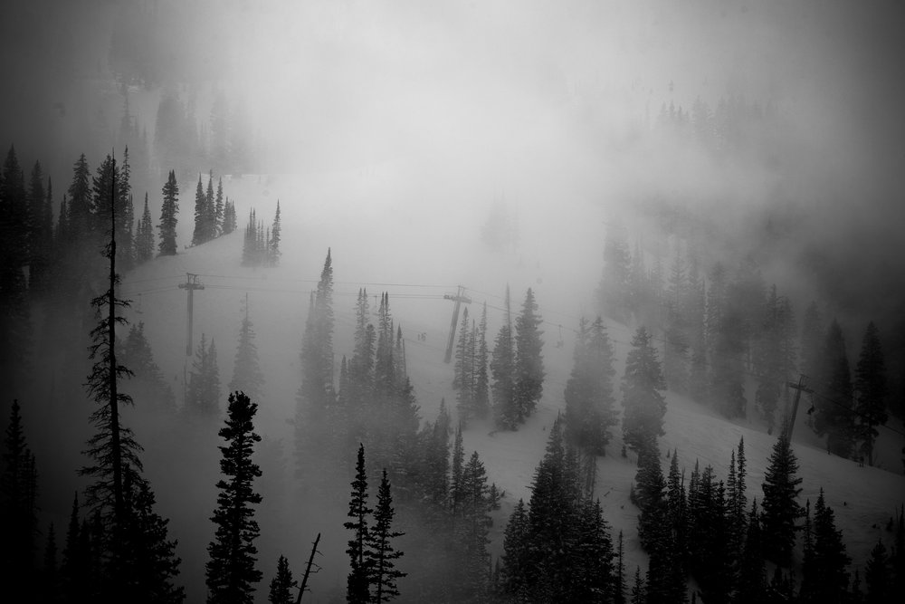 Snowbird has an indescribable mystique.  - © Cody Downard Photography