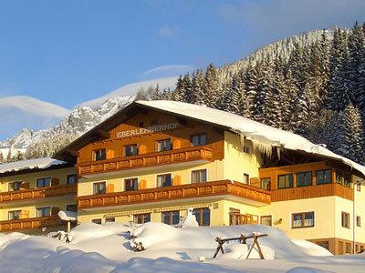 Hotel Pension Eberlehnerhof