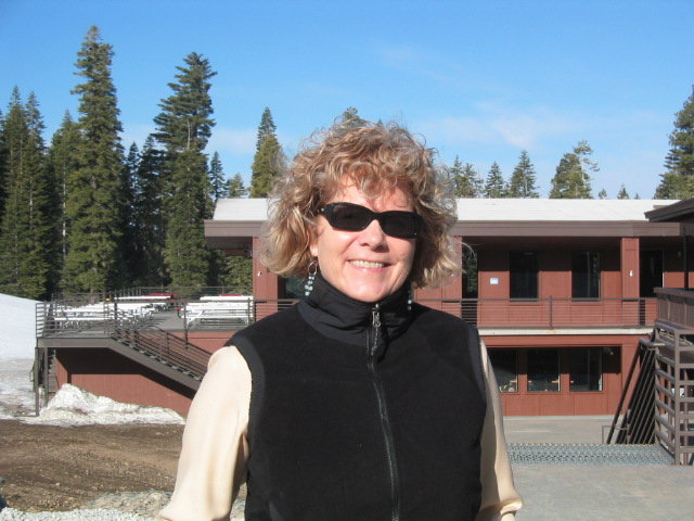 Sally Helm, Dodge RIdge President/CEO