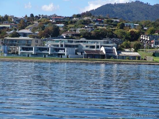Sacred Waters Taupo Luxury Apartments