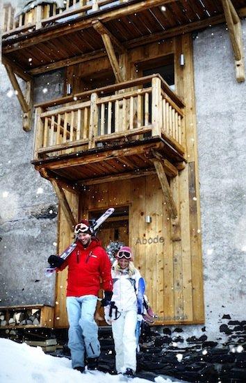 Luxury Chalet Abode - © the alpine club @ Skiinfo Lounge