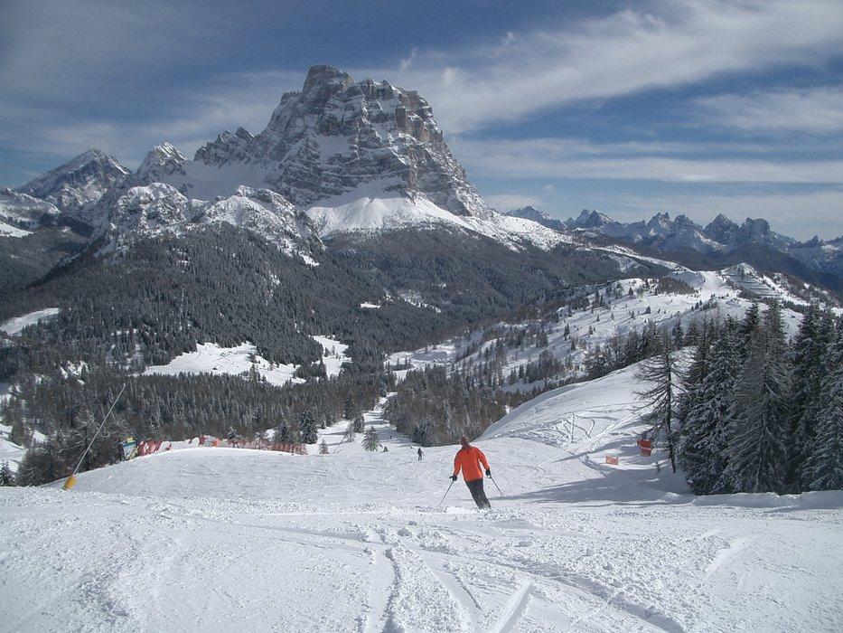 Comprensorio Ski Civetta - Foto della località sciistica 3b994f5b1786