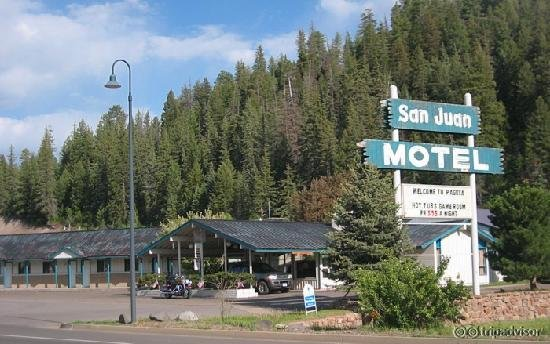 san juan motel wolf creek ski area. Black Bedroom Furniture Sets. Home Design Ideas