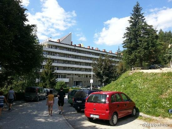 Hotel Panorama Krynica