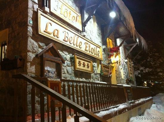 Hôtel Restaurant La Belle Etoile