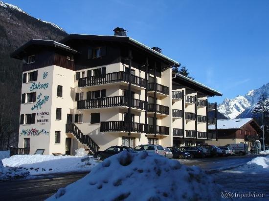 Balcons d'Anaite tourism residence