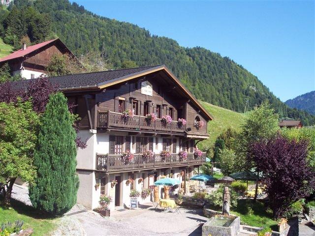 Hotel Chalet L'Eau Vive