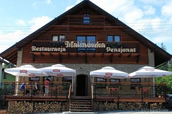 Pensjonat Malinowka