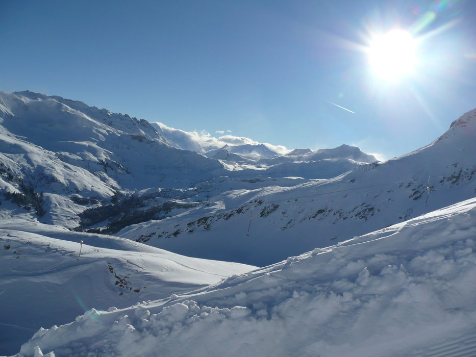 Areches Beaufort - © Myself | Marcb @ Skiinfo Lounge
