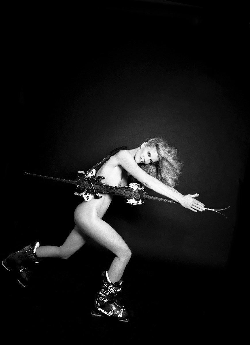 Smukke kvindelige skiinstruktører: Oktober 2015 - © Gitta Saxx | www.skilehrerinnen.at
