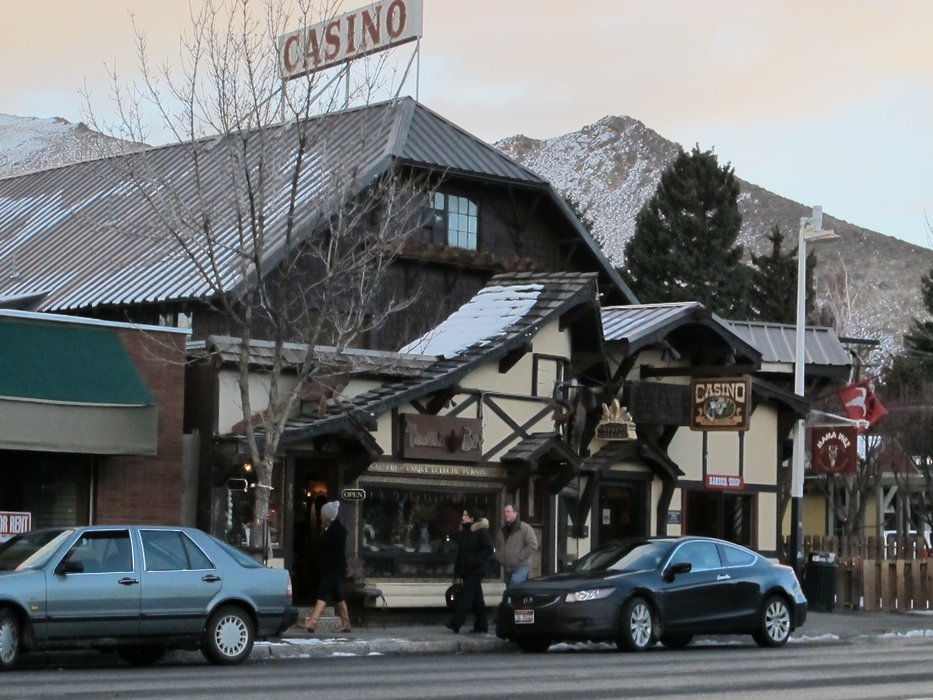 When the traditions of Sun Valley come to mind, one of the most famed, venerable late night rituals for hitting the town is heading to the one and only Casino.  - © The Casino