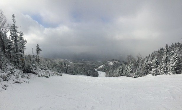 Great day today(11/28) on the slope