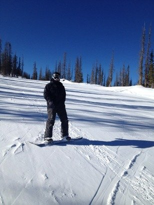 Early season at Wolf Creek was GREAT!