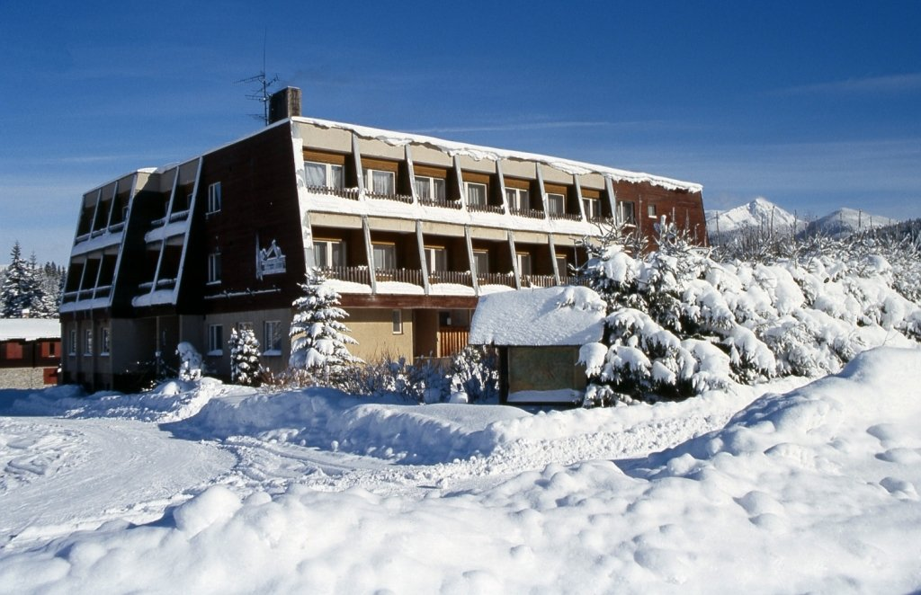 Roháče - Spálená, nice resort in West Tatras, Slovakia - ©Tatrawest