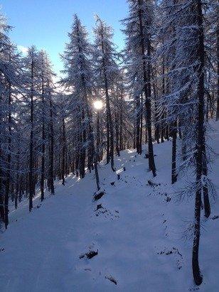 Domenica 7 Dicembre  • Spettacolo di neve ❄️ • Spettacolo di tempo ☀️
