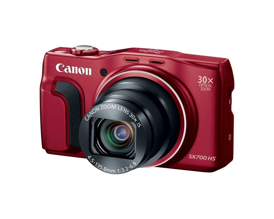 Canon PowerShot SX700 HS: $350 Your family ski trip shouldn't be entirely documented by your smartphone, but it's tough to find a great camera that's small enough to pack into your jacket. Its 30X optical zoom, 6.1 megapixels and built-in WiFi ensure solid shooting without breaking the budget.