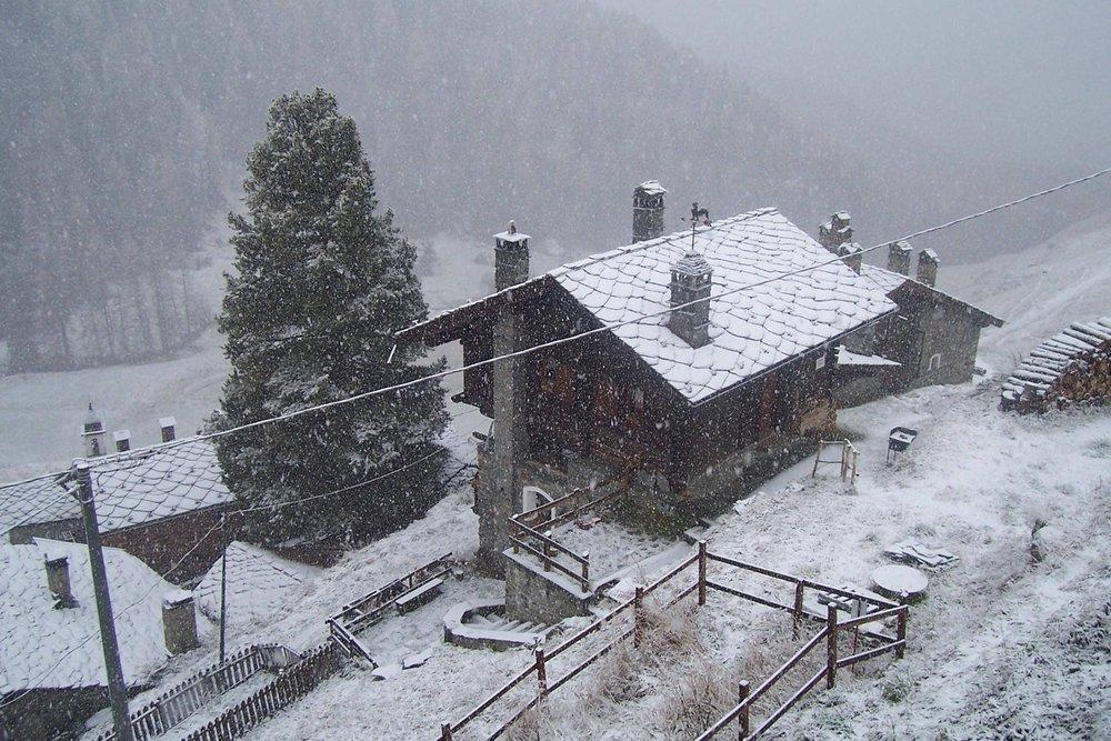 Monterosa Ski, Neve fresca 4 Novembre 2014