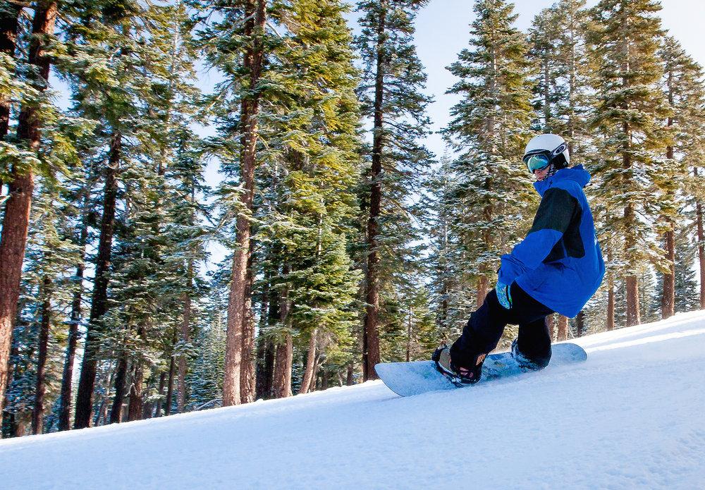 Opening day at Northstar California Resort in Nov. 2014. - © Northstar California Resort