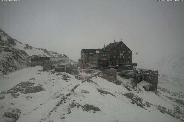 Val Senales, Neve fresca 4 Novembre 2014