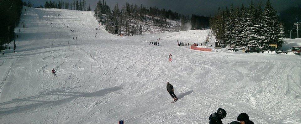 Štrbské Pleso, 12.12.2014